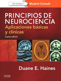 Cover image for Principios de Neurociencia + StudentConsult
