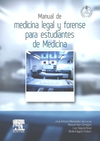 Manual de medicina legal y forense para estudiantes de Medicina - 1st Edition - ISBN: 9788490223154, 9788490224922