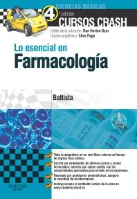 Cover image for Lo esencial en Farmacología + Studentconsult en español