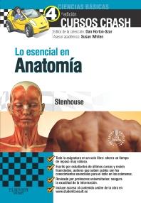 Cover image for Lo esencial en Anatomía + Studentconsult en español