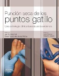 Cover image for Punción seca de los puntos gatillo