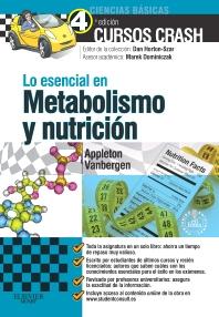 Cover image for Lo esencial en Metabolismo y nutrición