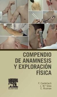 Cover image for Compendio de anamnesis y exploración física
