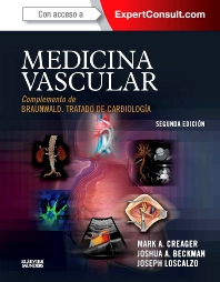 Cover image for Medicina vascular + ExpertConsult