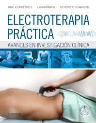 Cover image for Electroterapia práctica