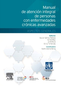 Manual de atención integral de personas con enfermedades crónicas avanzadas: aspectos generales - 1st Edition - ISBN: 9788490224991, 9788490229026