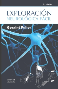 Cover image for Exploración neurológica fácil