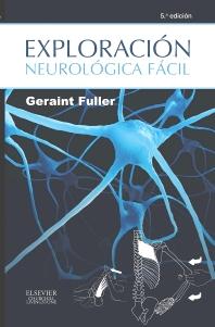 Cover image for Exploración neurológica fácil