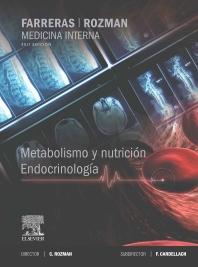 Cover image for Farreras-Rozman. Medicina Interna. Metabolismo y nutrición. Endocrinología