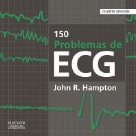Cover image for 150 problemas de ECG