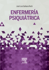 Cover image for Enfermería psiquiátrica