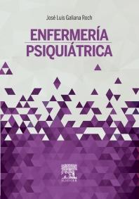 Cover image for Enfermería psiquiátrica