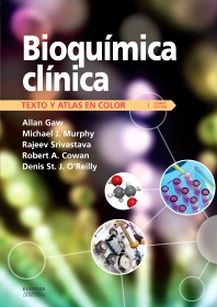 Cover image for Bioquímica clínica