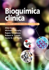 Cover image for Bioquímica clínica