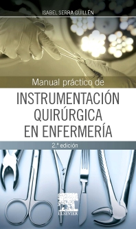 Cover image for Manual práctico de instrumentación quirúrgica en enfermería