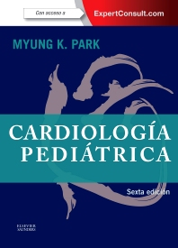 Cover image for Cardiología pediátrica