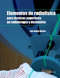 Elementos de radiofísica para técnicos superiores en radioterapia y dosimetría - 1st Edition - ISBN: 9788490228722, 9788491130192