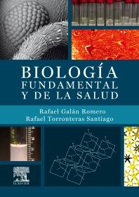 Cover image for Biología fundamental y de la salud + StudentConsult en español