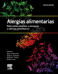 Alergias alimentarias. Reacciones adversas a alimentos y aditivos alimentarios - 5th Edition - ISBN: 9788490229019, 9788490229392