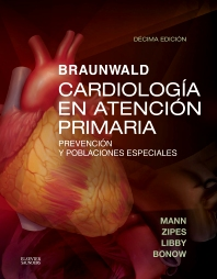 Cover image for Braunwald. Cardiología en atención primaria