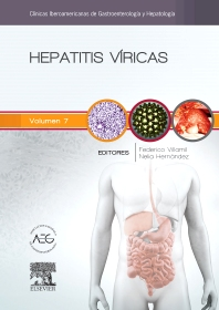 Cover image for Hepatitis víricas