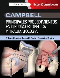 Campbell. Principales procedimientos en cirugía ortopédica y traumatología + ExpertConsult - 1st Edition - ISBN: 9788490229859, 9788490229866