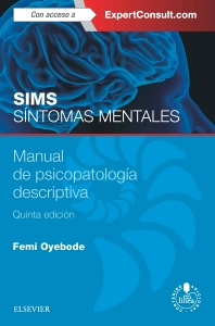 Sims. Sintomas mentales + ExpertConsult + acceso web - 5th Edition - ISBN: 9788491130277, 9788491130420