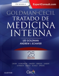Goldman-Cecil. Tratado de medicina interna - 25th Edition - ISBN: 9788491130338, 9788491130444