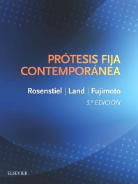 Cover image for Prótesis fija contemporánea