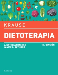 Cover image for Krause. Dietoterapia