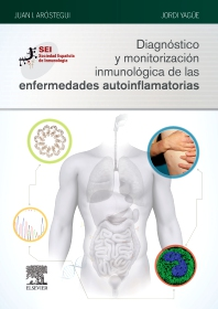 Cover image for Diagnóstico y monitorización inmunológica de las enfermedades autoinflamatorias