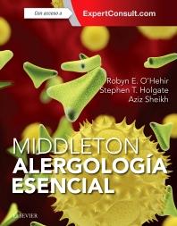 Cover image for Middleton. Alergología esencial + ExpertConsult