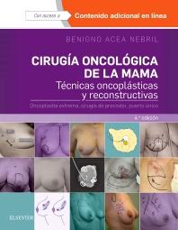 Cover image for Cirugía oncológica de la mama