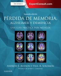 Cover image for Pérdida de memoria, Alzheimer y demencia + ExpertConsult