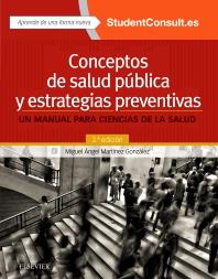 Conceptos de salud pública y estrategias preventivas + StudentConsult en español - 2nd Edition - ISBN: 9788491131205, 9788491132431
