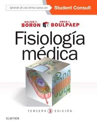 Cover image for Fisiología médica + StudentConsult + StudentConsult en español