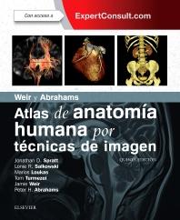 Cover image for Weir y Abrahams. Atlas de anatomía humana por técnicas de imagen + ExpertConsult