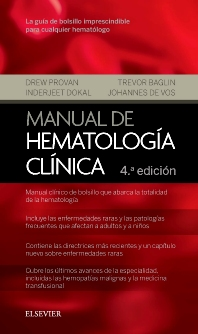 Manual de hematología clínica - 4th Edition - ISBN: 9788491131366, 9788491131816