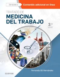 Cover image for Tratado de medicina del trabajo
