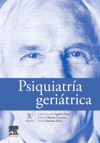 Cover image for Psiquiatría geriátrica