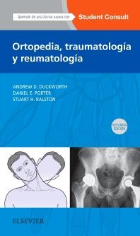 Cover image for Ortopedia, traumatología y reumatología + StudentConsult