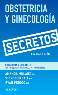 Cover image for Obstetricia y Ginecología. Secretos