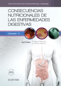 Cover image for Consecuencias nutricionales de las enfermedades digestivas