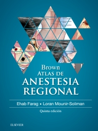Brown. Atlas de Anestesia Regional - 5th Edition - ISBN: 9788491131694, 9788491132004
