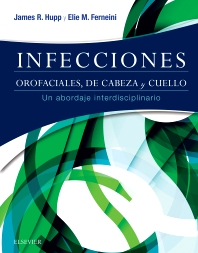 Cover image for Infecciones orofaciales, de cabeza y cuello