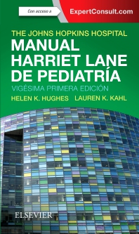 Cover image for Manual Harriet Lane de pediatría + ExpertConsult