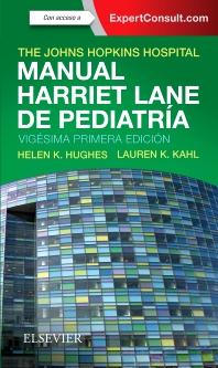 Cover image for Manual Harriet Lane de pediatría