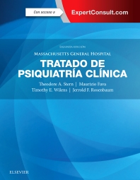 Massachusetts General Hospital. Tratado de Psiquiatría Clínica + ExpertConsult - 2nd Edition - ISBN: 9788491132127, 9788491132301