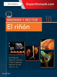 Cover image for Brenner y Rector. El riñón