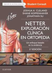 Cover image for Netter. Exploración clínica en ortopedia